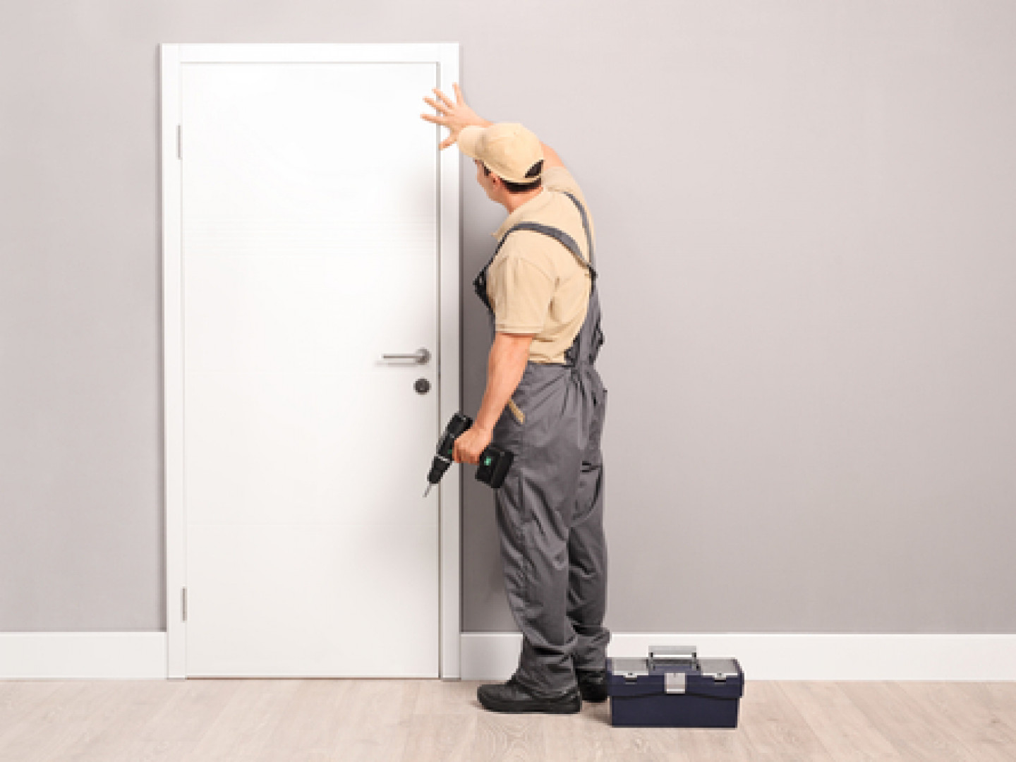 How can you benefit from a door replacement?